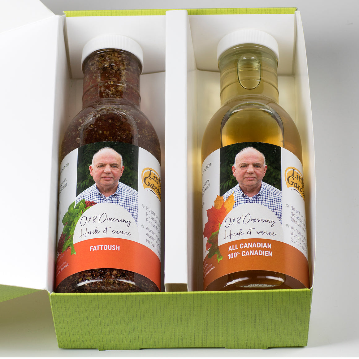 #5 Gift box set of 2 350ml bottles