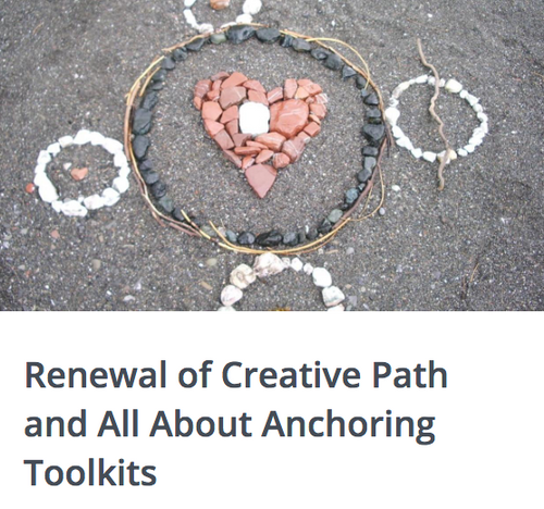 Renewal of Creative Path Toolkit
