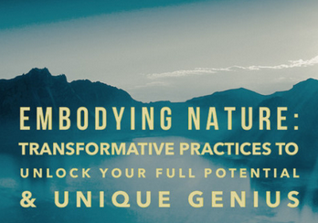 Embodying Nature Online Series