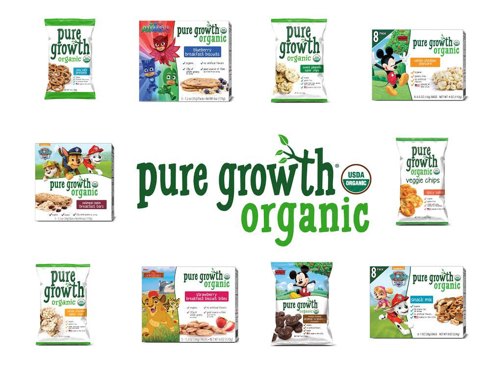 LOVYLICIOUS: PURE GROWTH ORGANIC