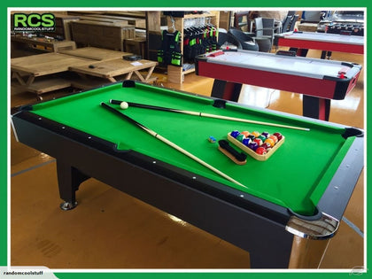 Pool Tables, Table Soccer & More