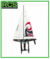 RC Yacht - Monsoon 35""