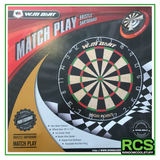 Bristle Dartboard - Official Size 18'' x 1-1/2''