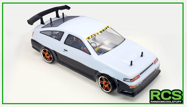 RC Drift Car - HSP 1/10 scale 7.2V 4x4
