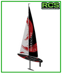 RC Yacht - Hurricane 791-2