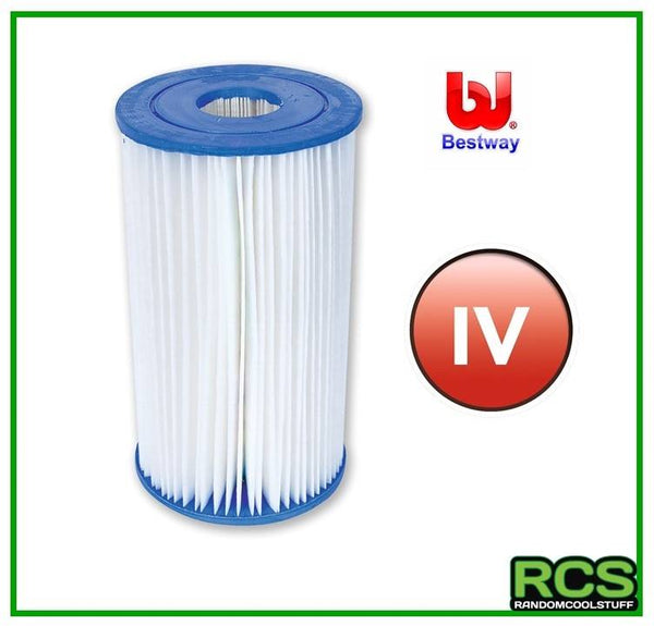 2 x Bestway Filter Cartridge IV