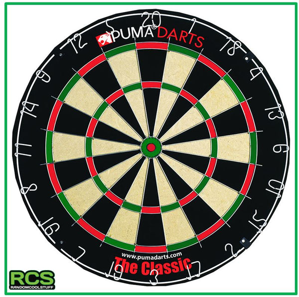 Puma Darts - The Classic Bristle Dartboard