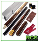 "Snooker/Pool Cue Hand-Spliced 57"" - with Alloy Case - 304"