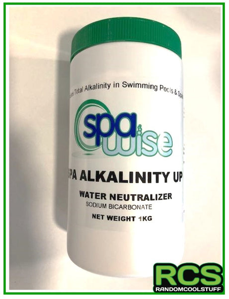 2 x Spa Alkalinity Up 1kg