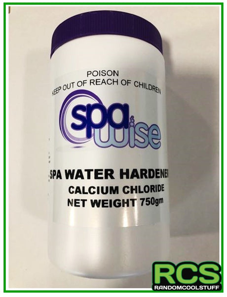 2 x Spa Water Hardener 750gm