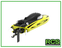 RC Boat - Vector SR65 792-5 (Yellow and Black) - Brushless RTR