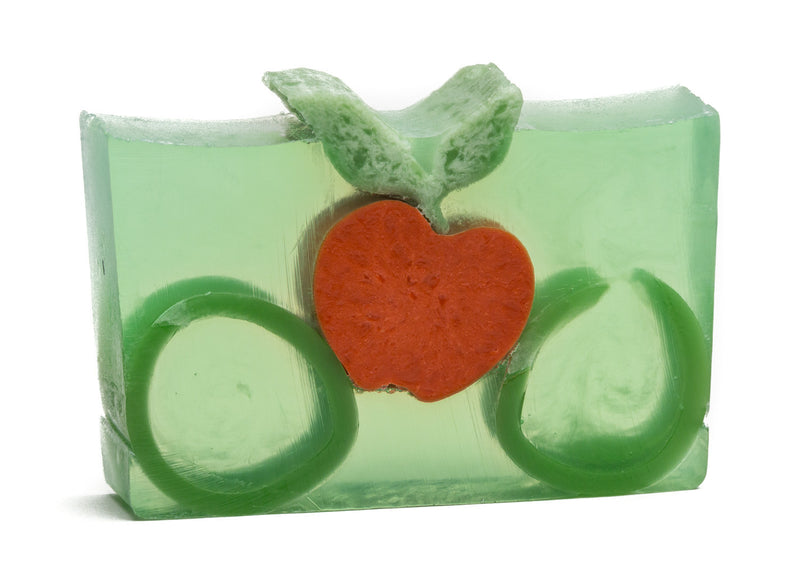 CRISP APPLE SOAP SLICE 5.5 oz.