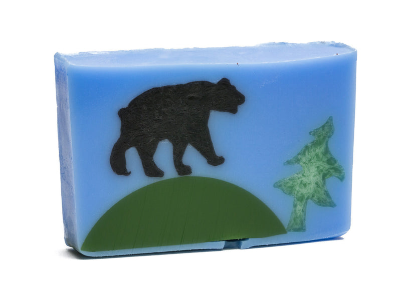 BEAR SOAP SLICE 5.5 oz.