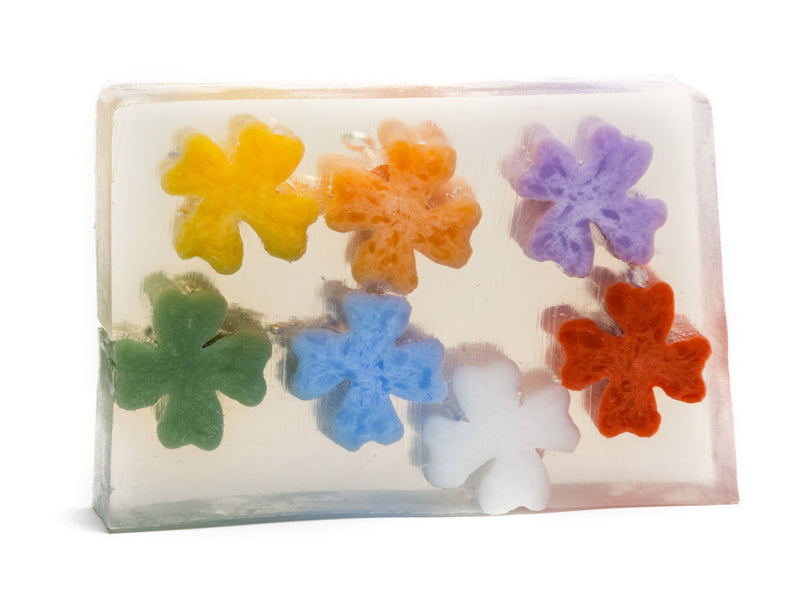 FLOWER CHILD SOAP SLICE 5.5 oz.