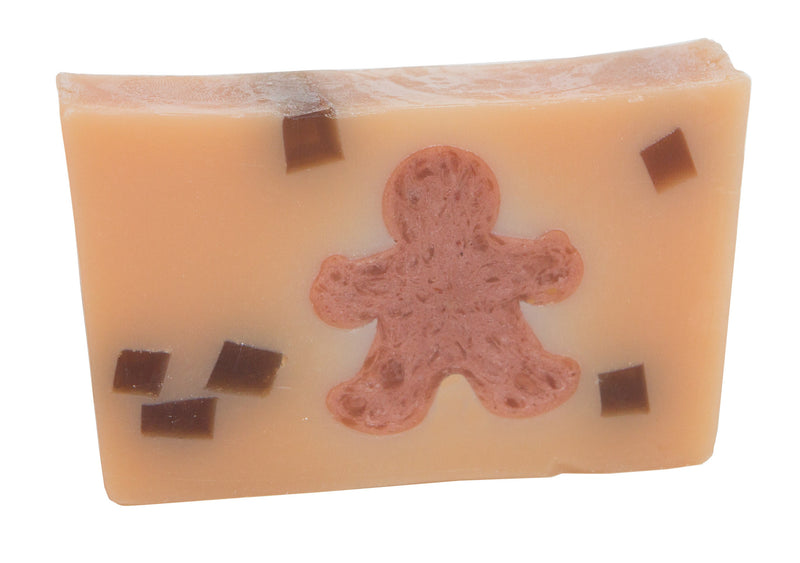 GINGERBREAD SOAP SLICE 5.5 oz.