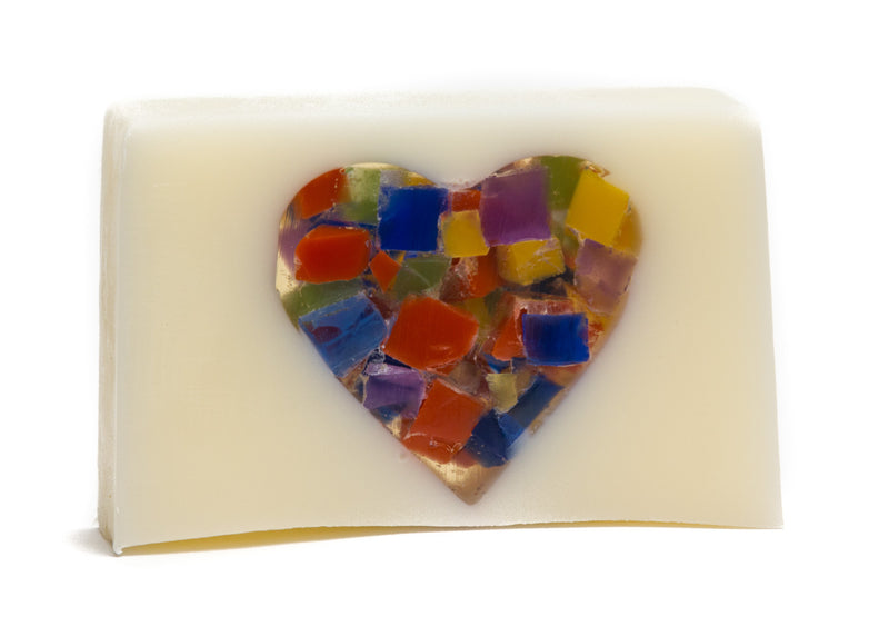 HEART FULL OF JOY SOAP SLICE 5.5 oz.