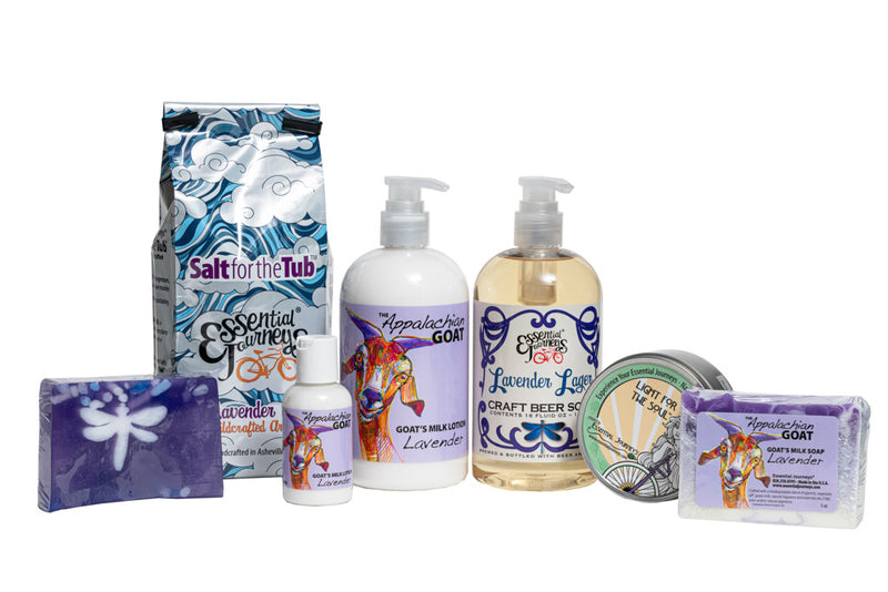 FOR THE LOVE OF LAVENDER GIFT COLLECTION