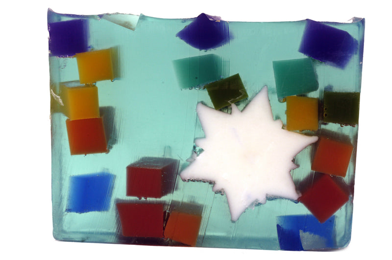 STAR OF DAVID SOAP SLICE 5.5 oz.