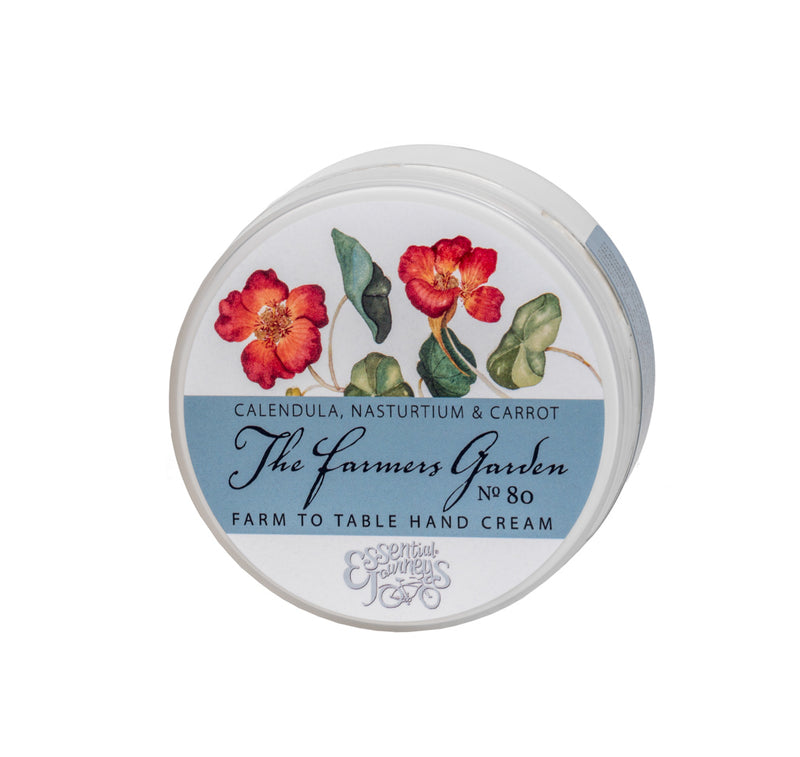 THE FARMERS GARDEN 8 oz. ~ FARM TO TABLE HAND CREAM