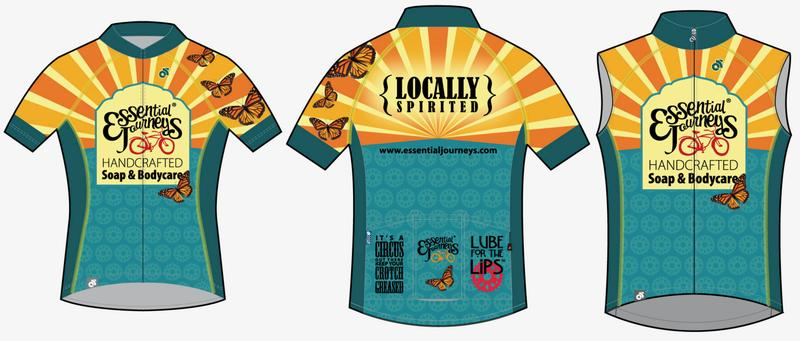 """Locally Spirited"" Essential Journeys 2021 Jersey Limited Edition"