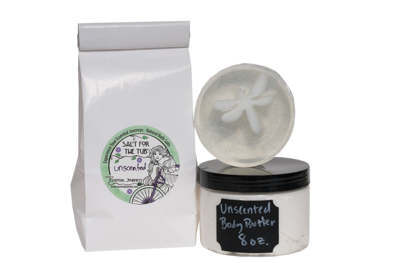 UNSCENTED GIFT SET