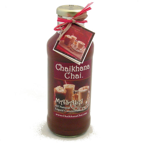 16 oz. Bottle - Masala Spicy Chai