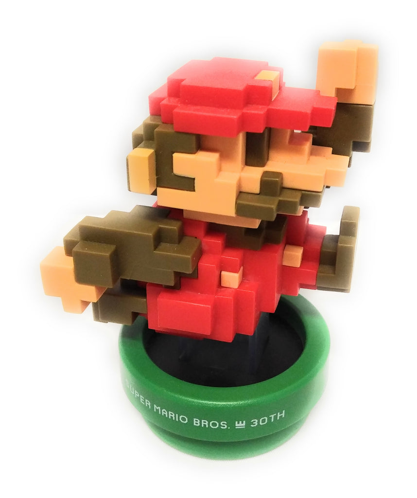 Nintendo Wii U / 3DS 30TH ANNIVERSARY MARIO Accessory AMIIBO Super Mario Bros.