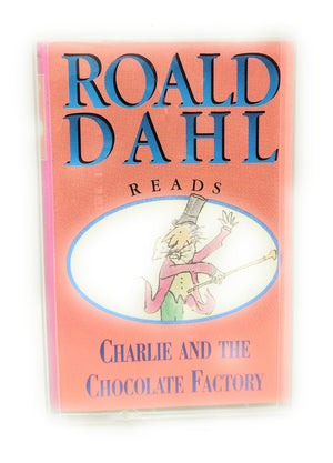 ROALD DAHL CHARLIE AND THE CHOCOLATE FACTORY 1 CASSETTE AUDIO BOOK Books