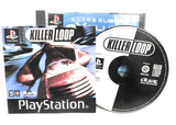 Killer Loop PS1 Sony Playstation 1 PAL UK Game + Works On PS2 & PS3
