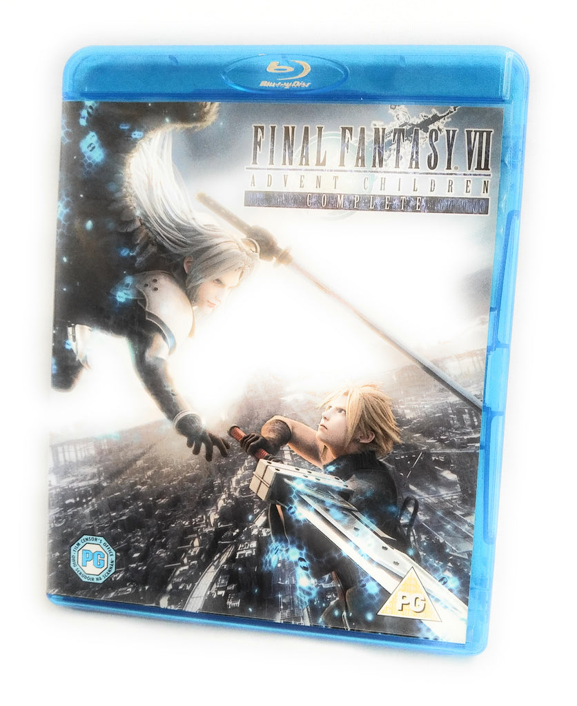 BLU-RAY FINAL FANTASY 7 VII