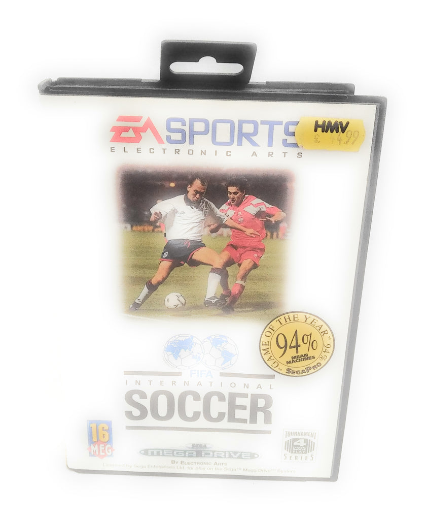 Sega Mega Drive Game * FIFA INTERNATIONAL SOCCER * Retro Rare L1223