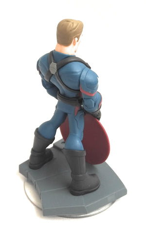 CAPTAIN AMERICA FIRST AVENGER Disney Infinity 3.0 Marvel figure CIVIL WAR