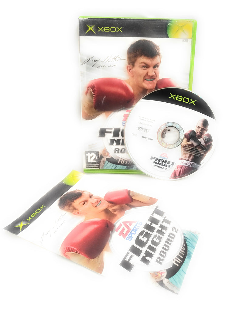 Fight Night Round 2 (Xbox) Microsoft Xbox
