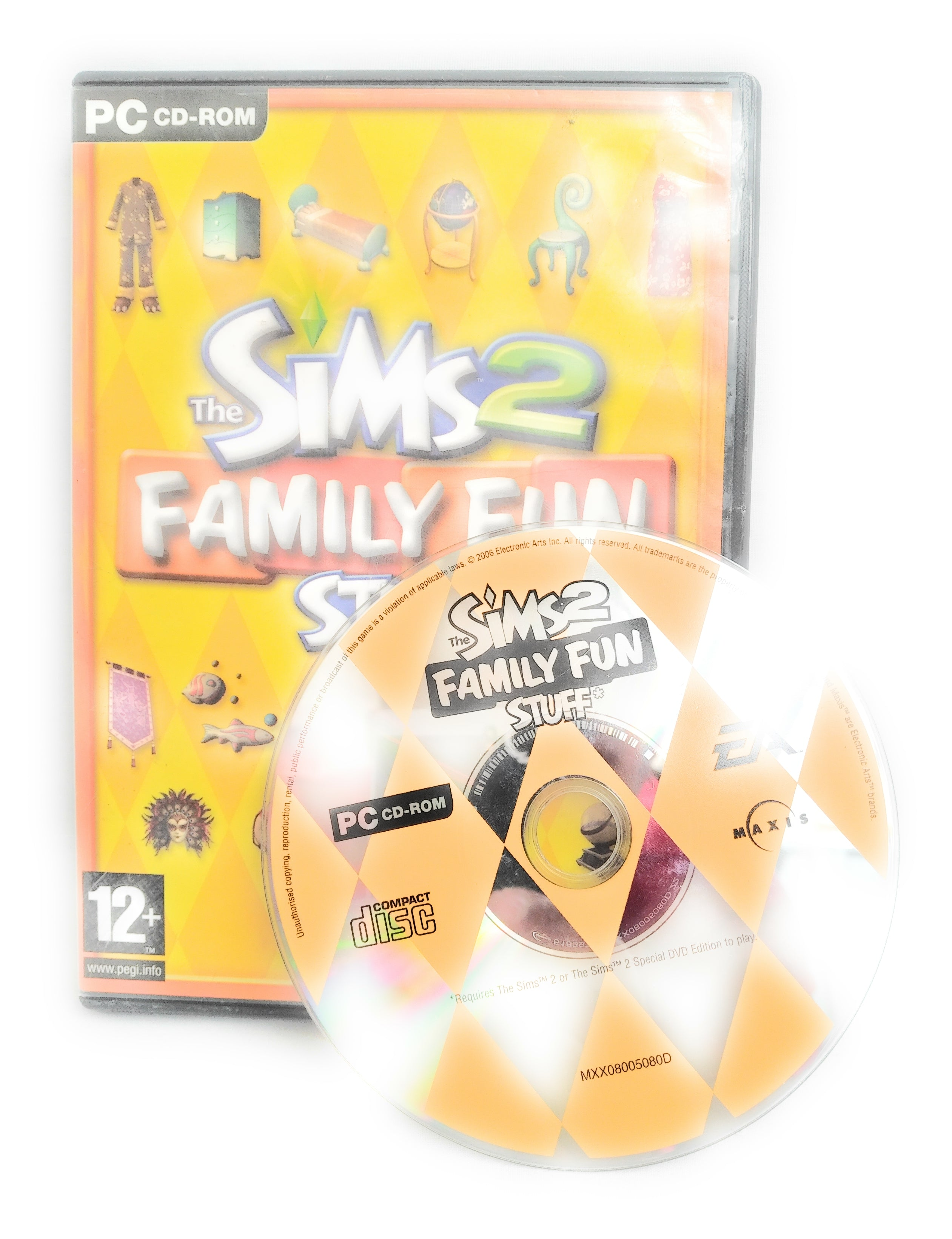 The Sims 2 Family Fun Stuff Expansion Pack