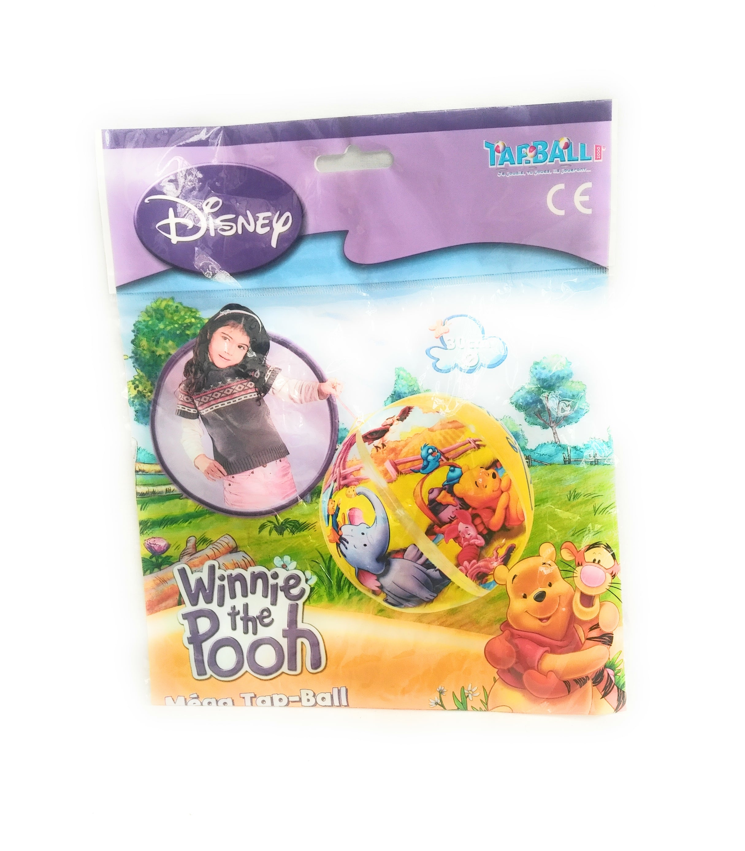 Disney Winnie The Pooh: Inflatable Tap Ball
