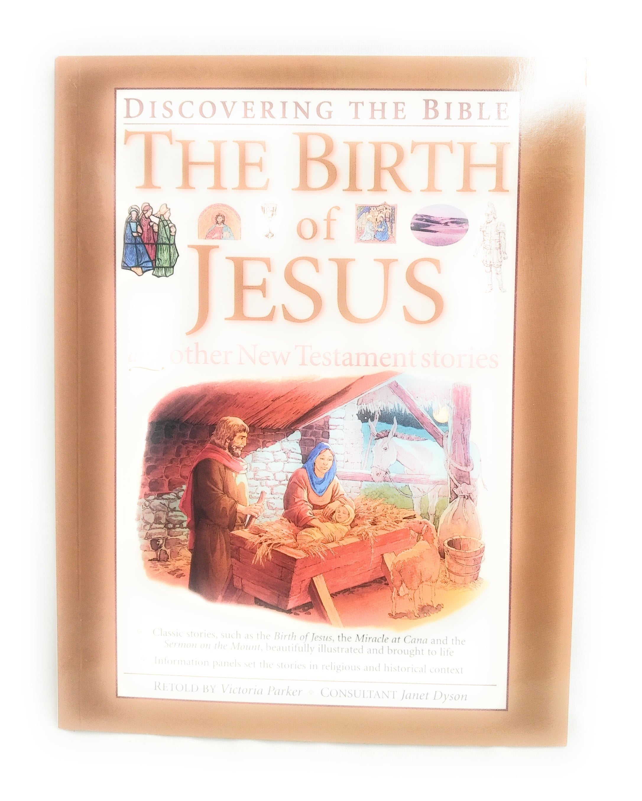 Children's Bible Stories  Hermes House, Paperback