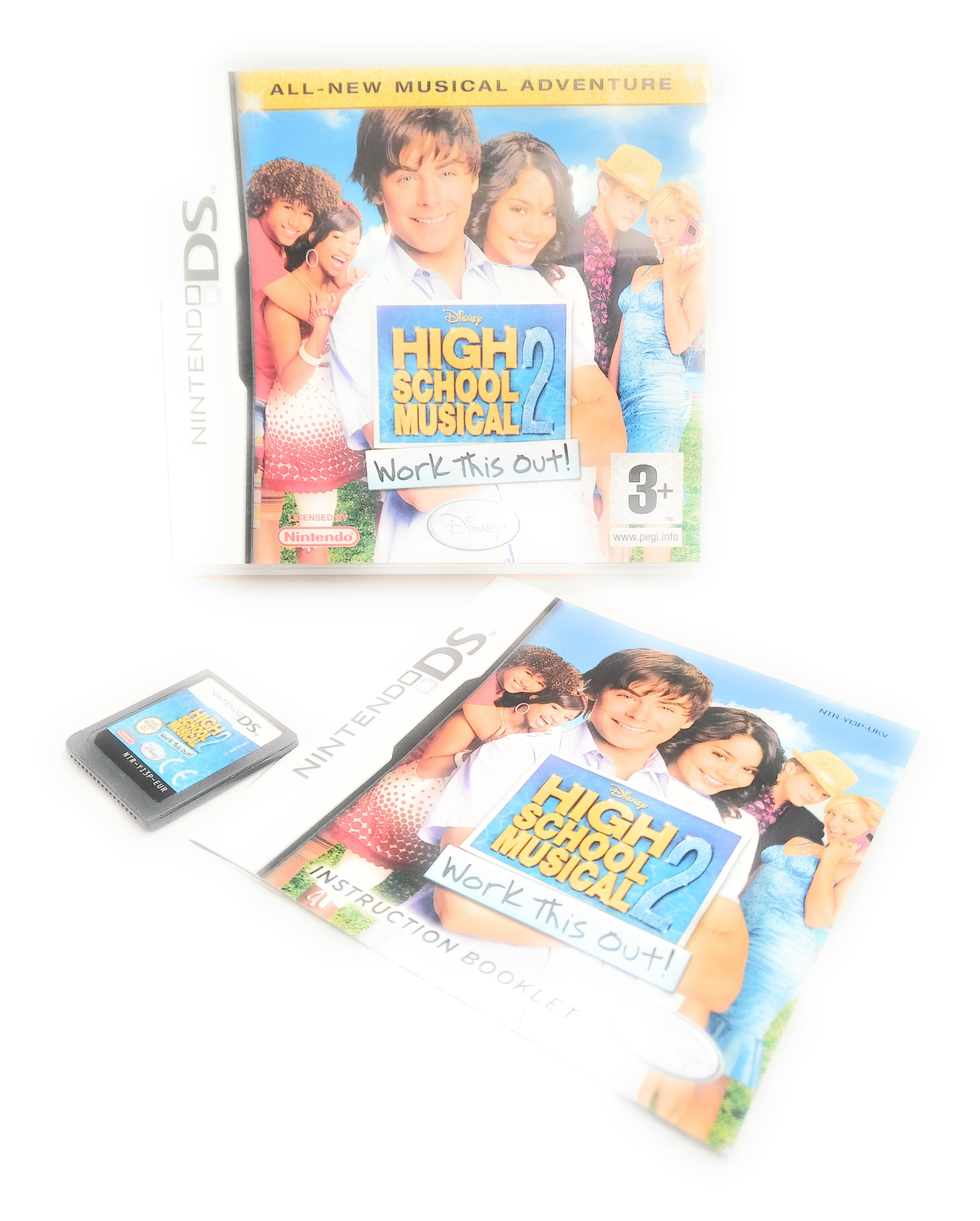 High School Musical 2 Work This Out DS (Nintendo DS)