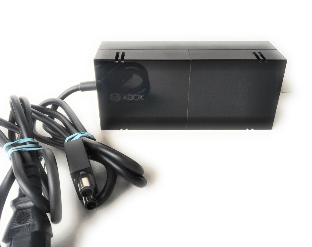 Official Xbox One Power Supply with UK Lead & Plug, Microsoft Xbox One