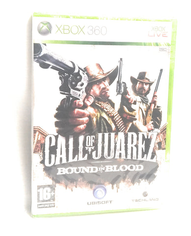 Call of Juarez Bound In Blood (Xbox 360) (New)