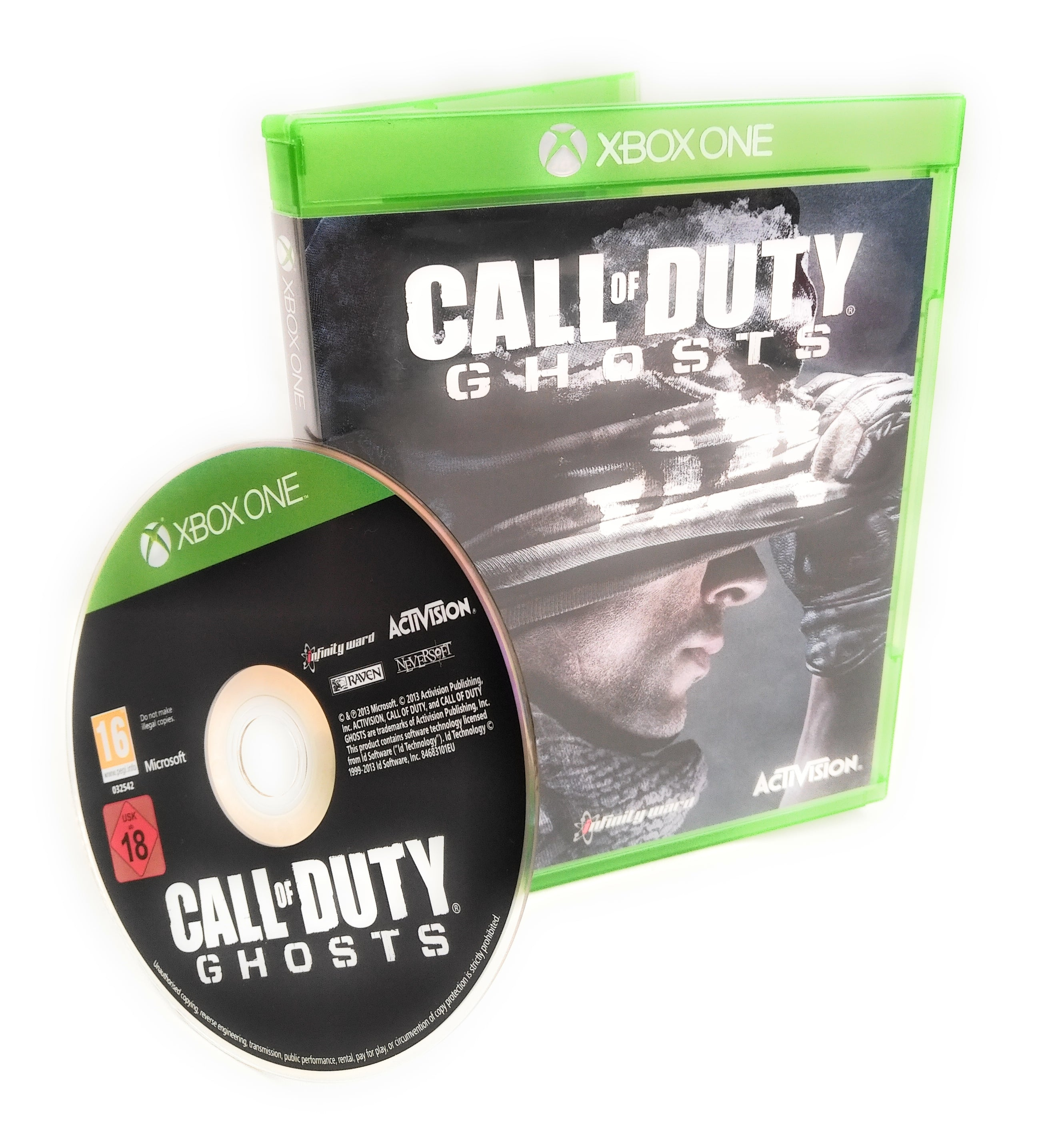 Call of Duty: Ghosts (Xbox One) Microsoft Xbox One