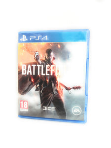 Battlefield 1 Sony PS4 (UK COMPLETE) World War I First Person Combat Shooter
