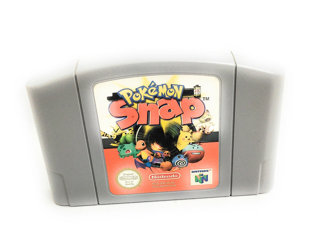 Pokemon Snap (N64) (Cartridge Only)
