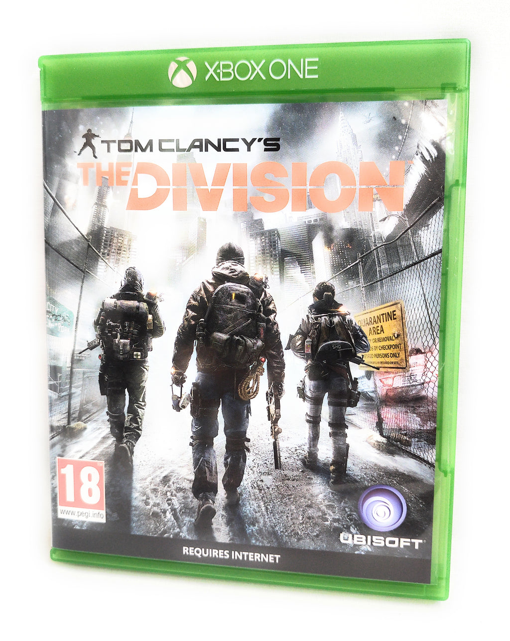 Tom Clancy's The Division Xbox One Microsoft Xbox One