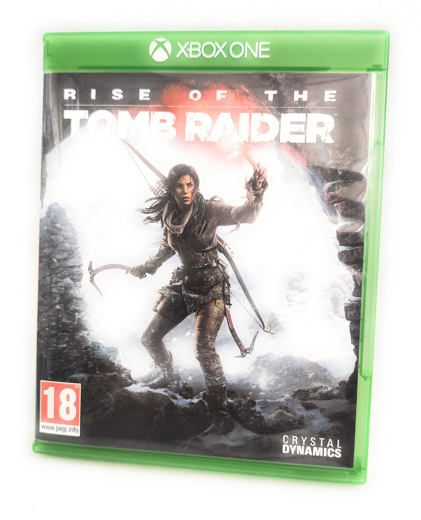 Xbox One Rise Of The Tomb Raider PAL UK