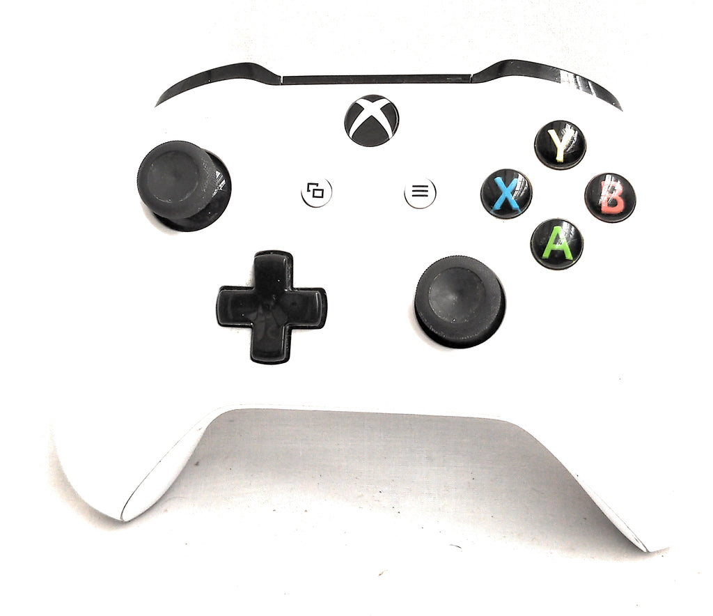 Genuine Crete White Microsoft Xbox One S Wireless Controller
