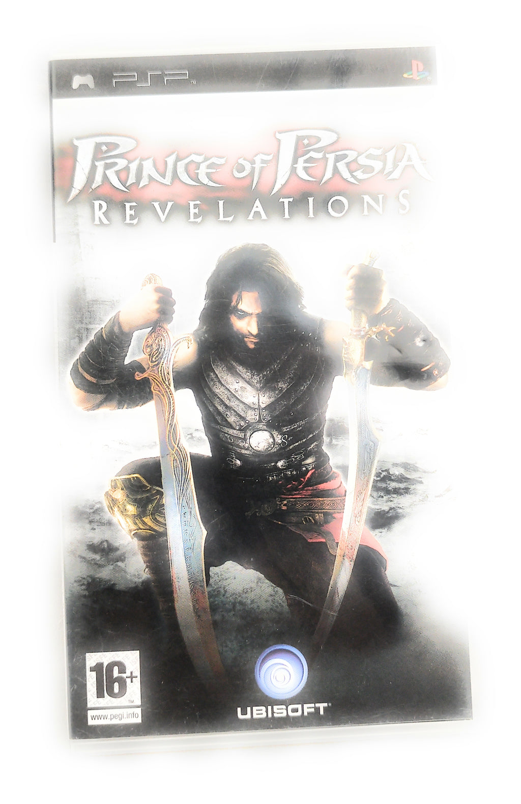 Prince of Persia Revelations (PSP) - Game