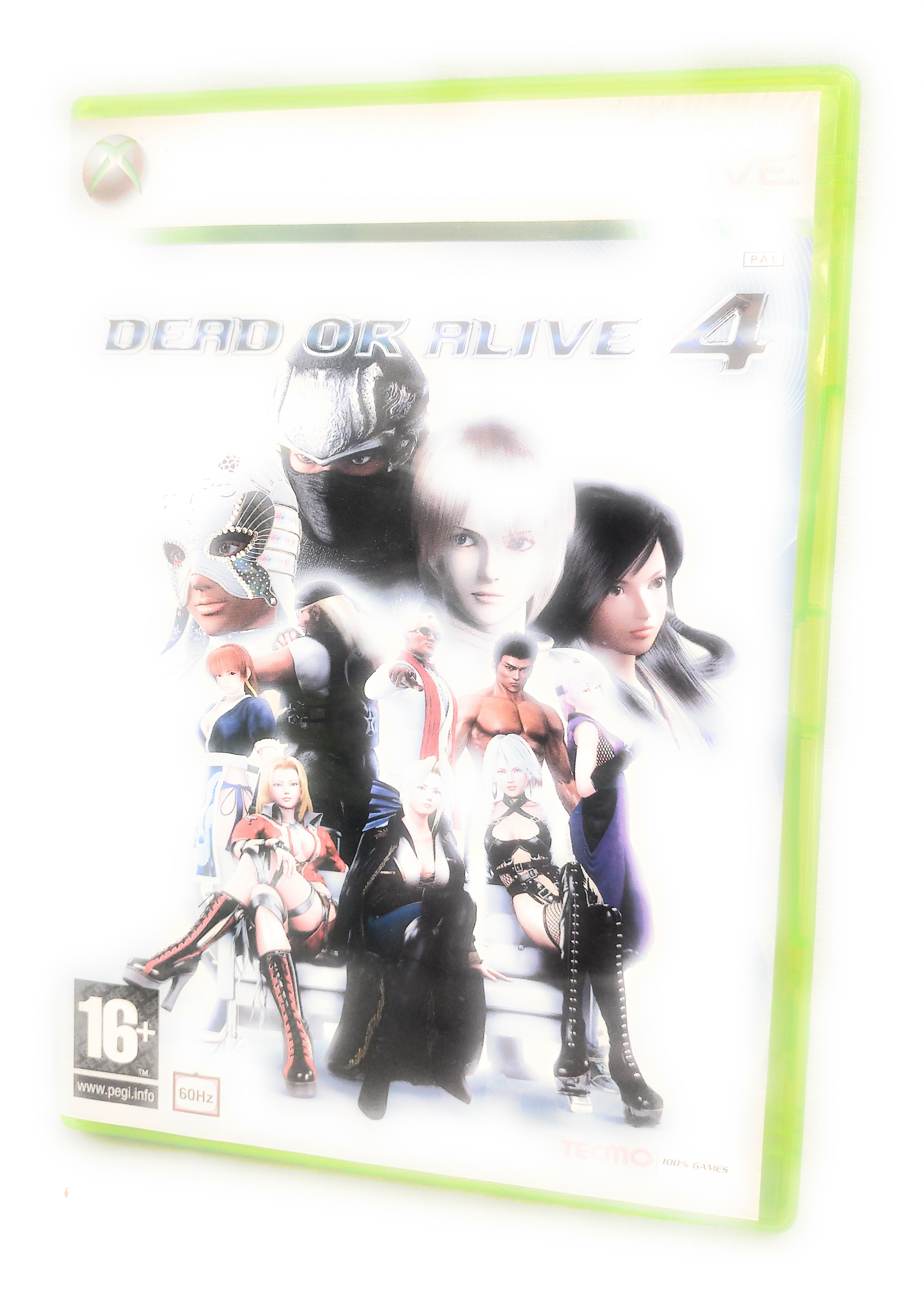 Dead Or Alive 4 - Dead or Alive 4 (Xbox 360)