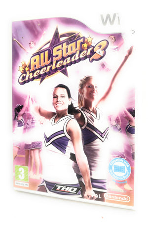 All Star Cheerleader 2 (Nintendo Wii, 2009)