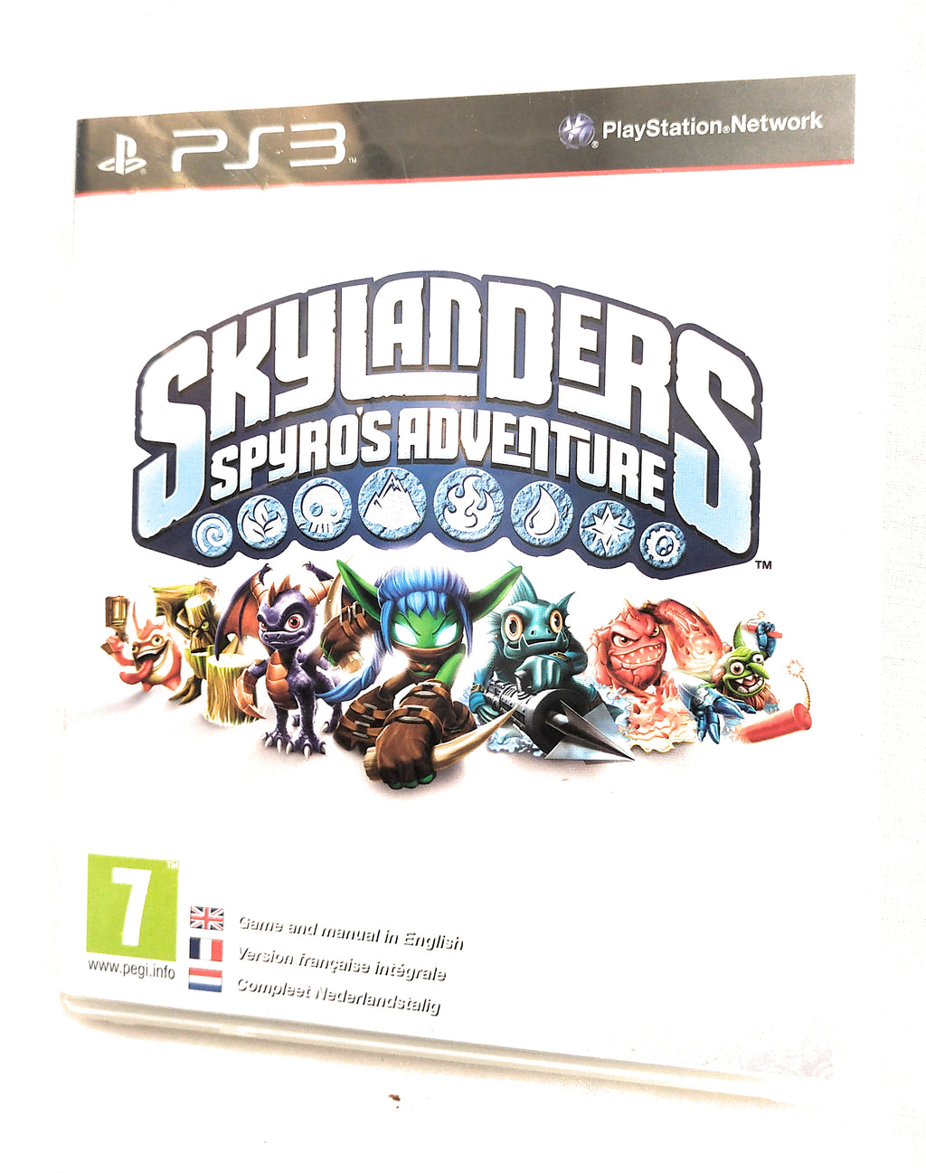 Skylanders Spyros Adventure for Sony PS3 - Game Only