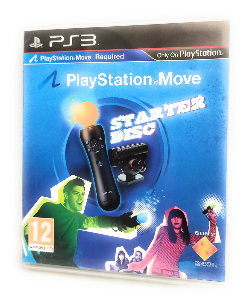 PlayStation Move: Starter Disc (PS3 Game)